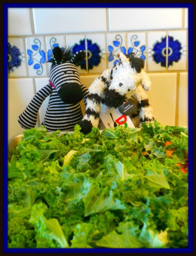 No-Fail Kale