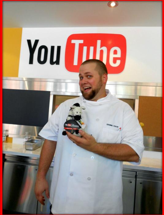 ZeBot Chef Dennis 2