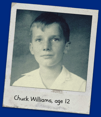 Chuck at Age 12 -ZeBlog