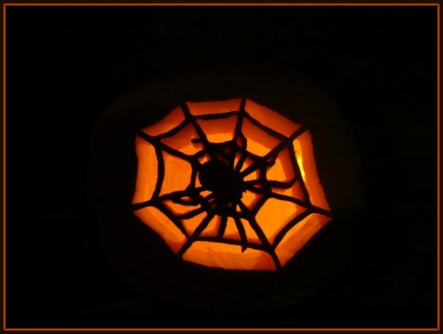 Are spiders a typical ingredient for pumpkin pie? I HOPE not!