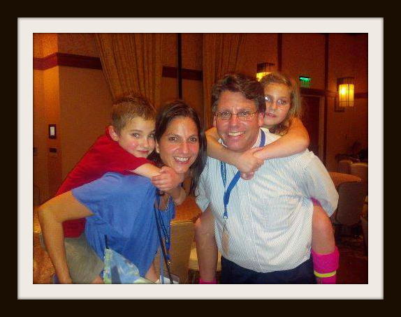 Caitlin & Family