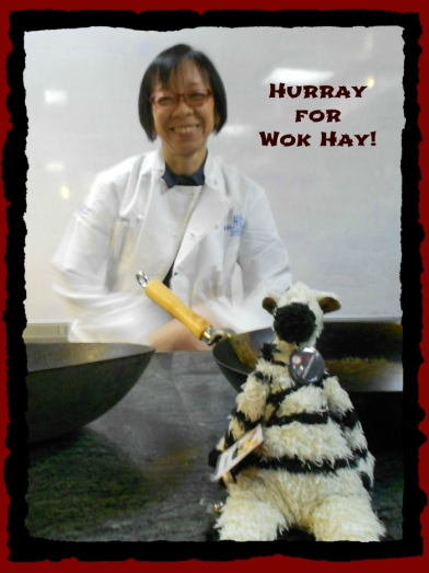 Hurray for Wok Hay!