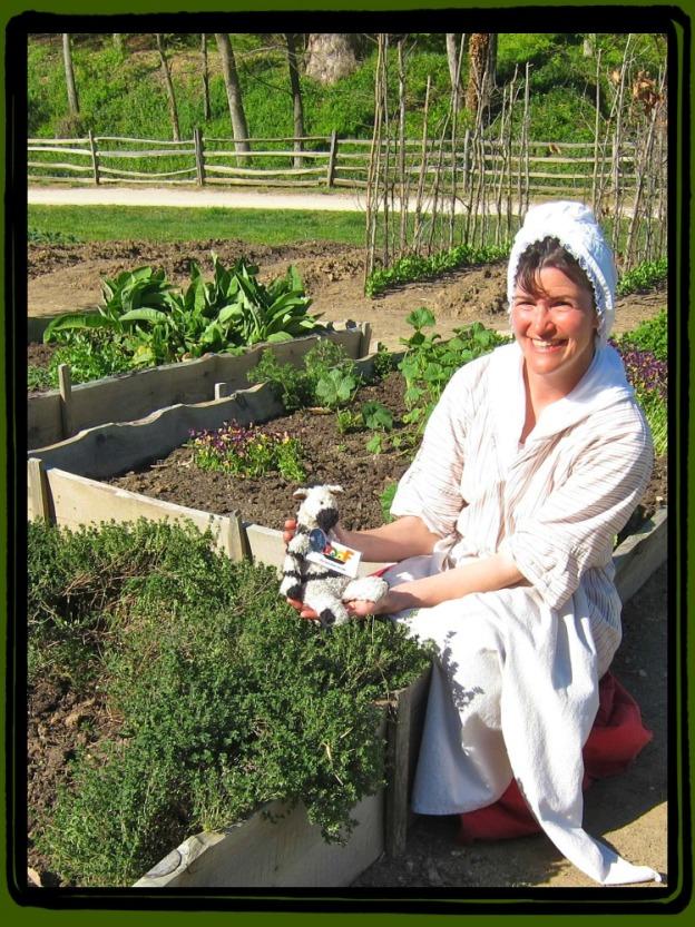 ZeBot wKitchen Gardener