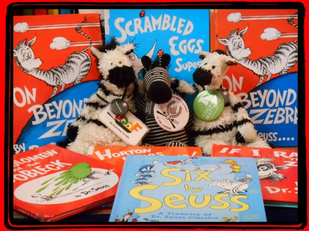 Dr. Seuss On the Loose with Zebras