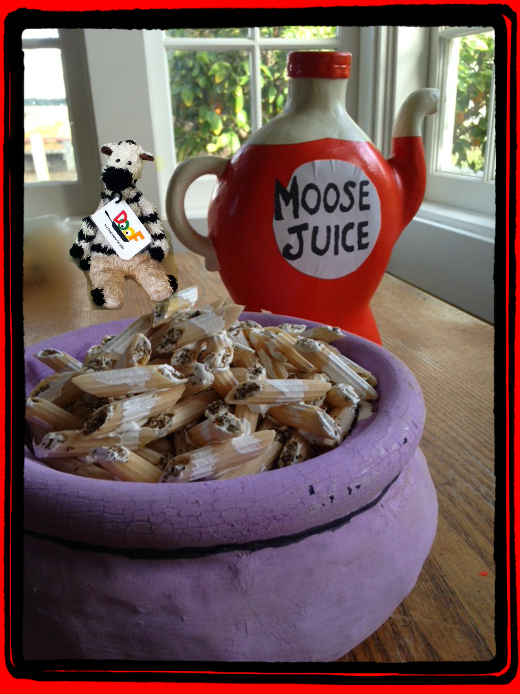 Moose Juice with ZeBot