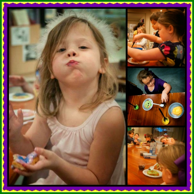 SoFab Kids King Cake Collage