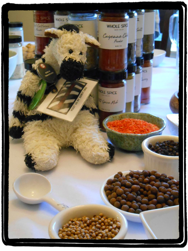 Checking Out ZeKinds of Spices