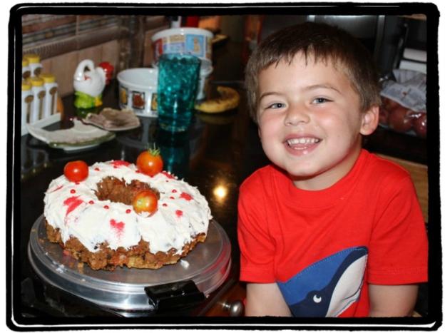 Tomato Cake-Paul Beecher