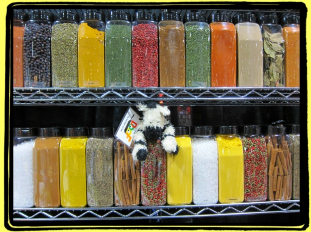 ZeBot Spices for Whole Spice