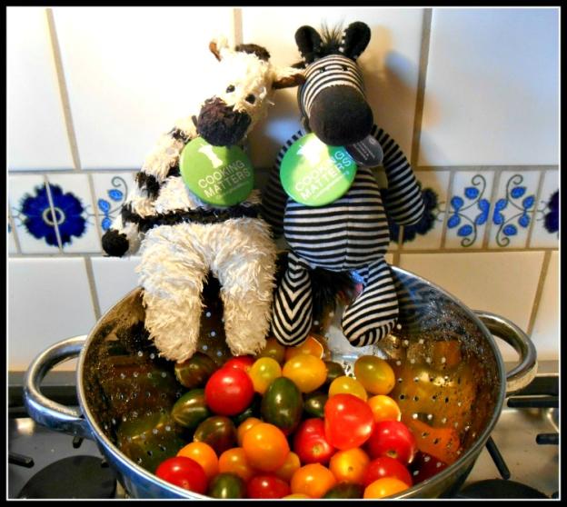 ZeBot's Fresh Heirloom Tomatoes