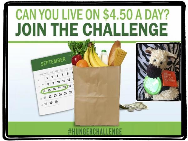 ZeBot Hunger Challenge 2015