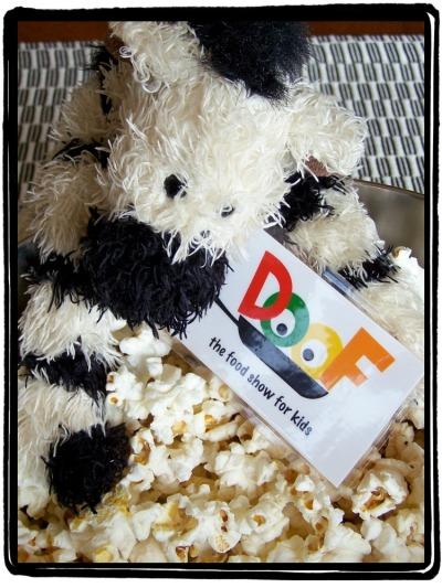 ZeBot Popcorn
