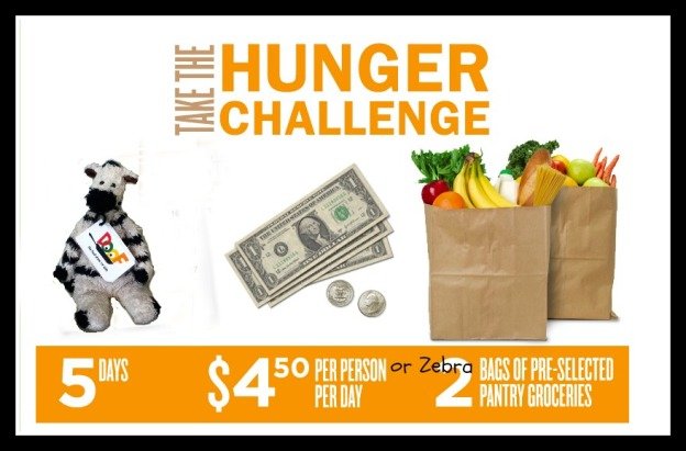 ZeBot's Hunger Challenge